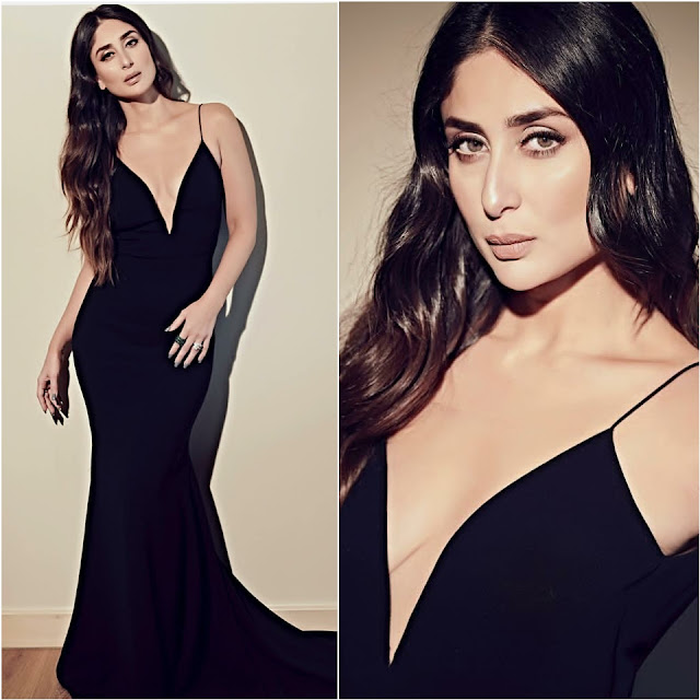 Kareena Kapoor Looks Sensuous in Black