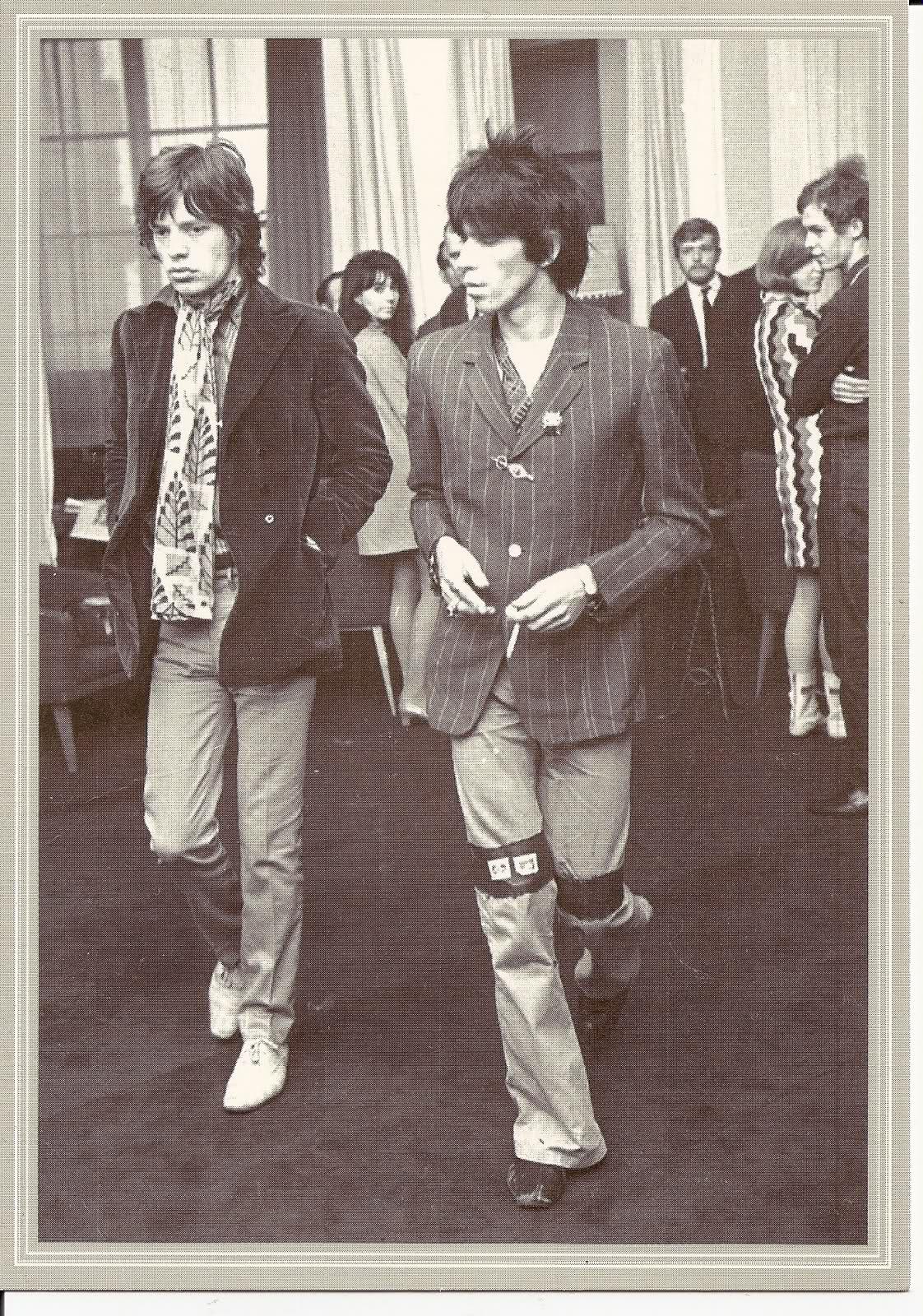 Rock Czasami Przykurzony Rolling Stones Na Koncercie W