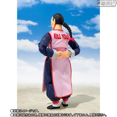 "S.H.Figuarts Tao Pai Pai de ""Dragon Ball"" - Tamashii Nations"