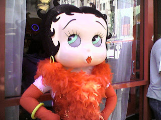 Image: Betty Boop by Ebifry on Flickr