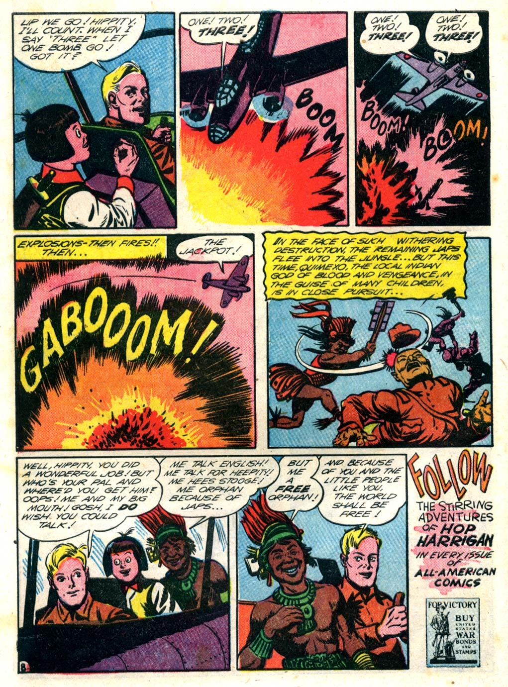 Read online All-American Comics (1939) comic -  Issue #53 - 56