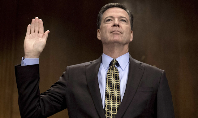 Comey reaches agreement with Republicans for testimony