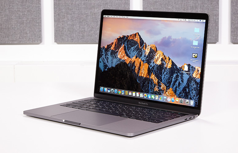 Apple MacBook Pro with Touch Bar (13-inch, 2017) Review