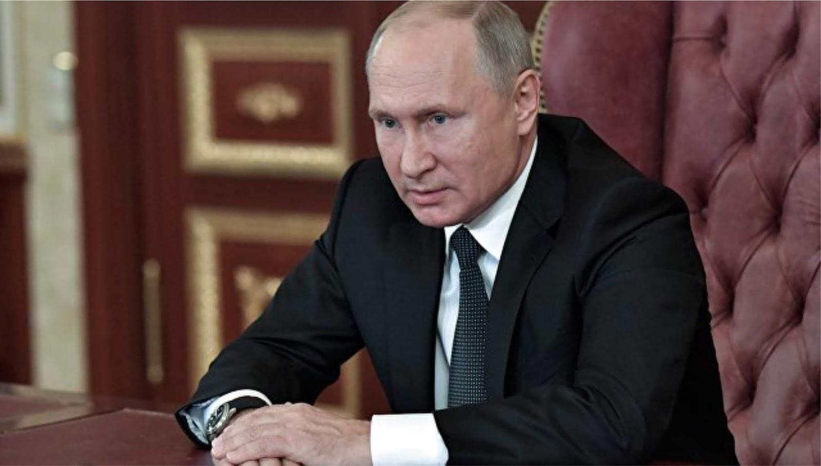 Putin - kita akan pergi ke surga sebagai martir, dan mereka akan mati begitu saja