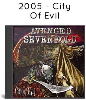 2005 - City of Evil
