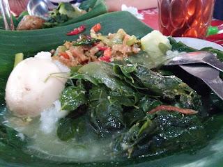 Alternatif Kuliner Jogja : Bubur Bu Ngademi Pasar Ngasem Jogjakarta