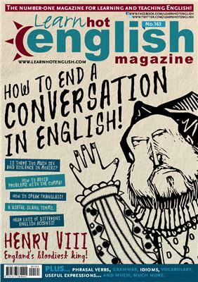Hot English Magazine - Number 163