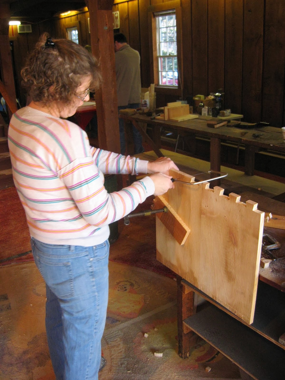 Woodworking: Blanket Chest Making