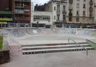 Skateparks de Buenos Aires