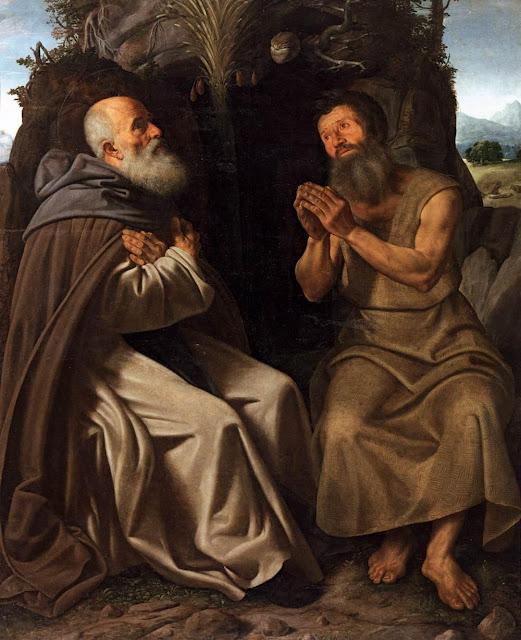 Santos Padres do Deserto