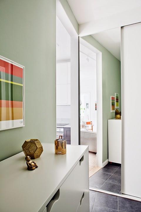 la petite fabrique de r ves scandinavian style un bel appartement la d coration tr s. Black Bedroom Furniture Sets. Home Design Ideas