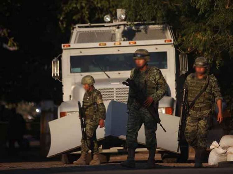 Cae 'El Gordo', líder de 'Los Viagras' en Michoacán