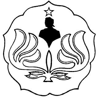 Logo Universitas Jenderal Soedirman Hitam putih Format Vektor (PNG)