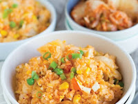 Masakan Enak Nasi Goreng Kimchi