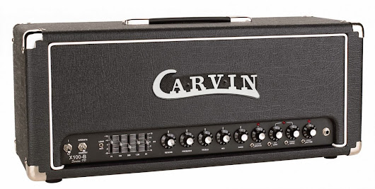 Carvin X100B Series IV Guitar Amp Head