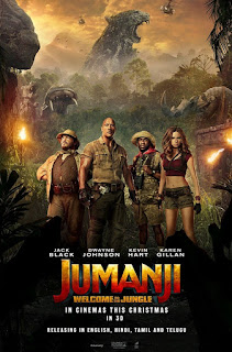 Jumanji Welcome to the Jungle First Look Poster 2