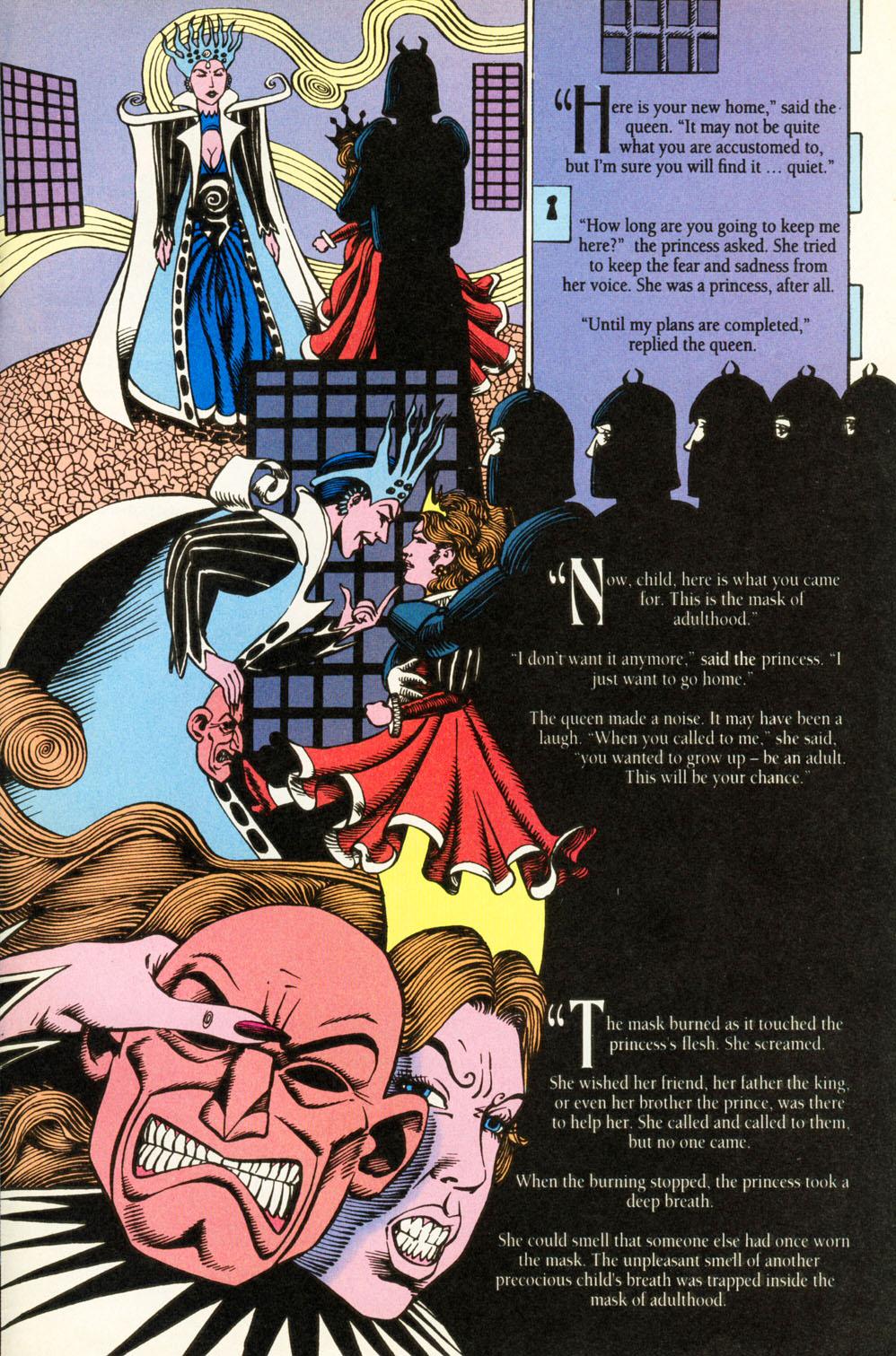 Read online Animal Man (1988) comic -  Issue #84 - 23