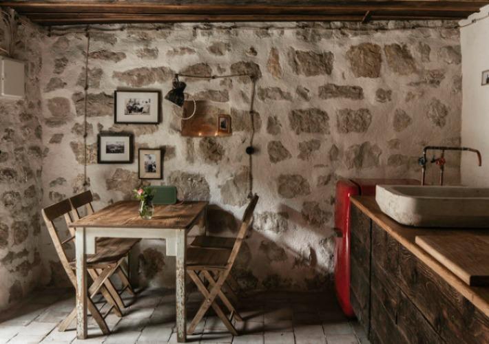 Una casa con todo el encanto de Croacia