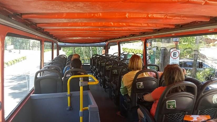 BusTour em Gramado e Canela: ônibus turístico