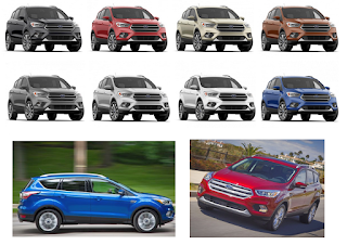 2018 Ford Escape Titanium Changes and Redesign