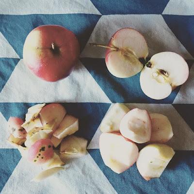 omenoita, omenalohkoja, omenahillo