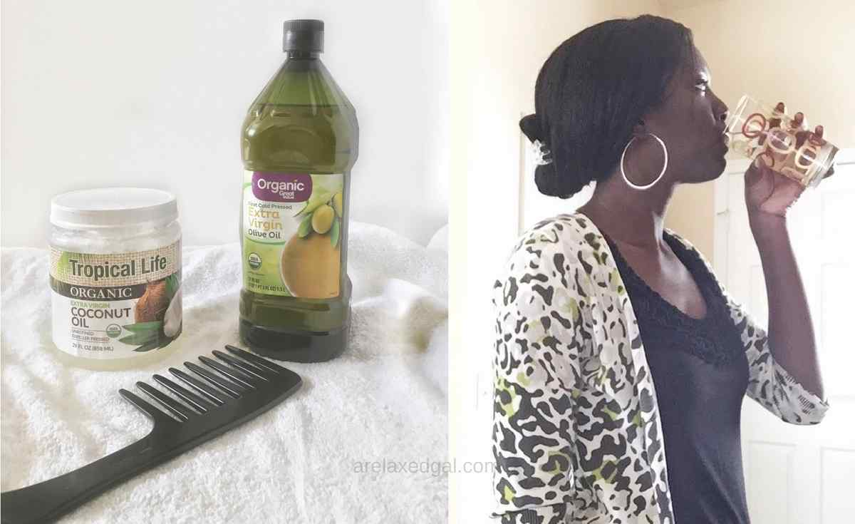 How I'm stopping my excessive hair shedding | A Relaxed Gal: Hair + Beauty + Blogging + Finance