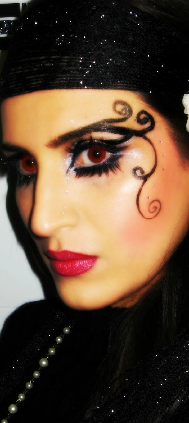 makeup art by rose kinder schminken halloween gesichter. Black Bedroom Furniture Sets. Home Design Ideas