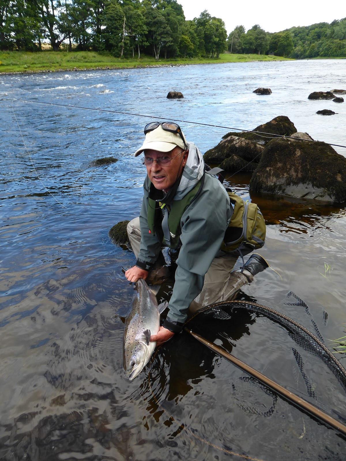 Salmon fishing scotland for Fishing in scotland