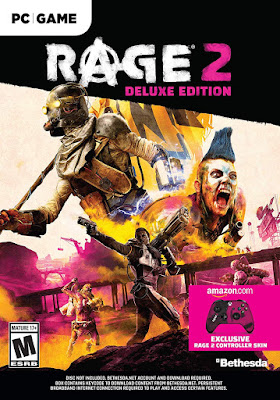 Rage 2 Game Cover Pc Deluxe Edition