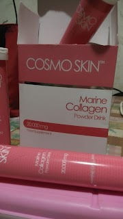 Cosmo Skin Collagen Powdered Drink