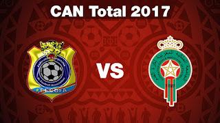 برو عرب | مشاهدة مباراة المغرب والكونغو بث مباشر تابع لايف كورة اون لاين اليوم في بطولة الامم الافريقية 2017.