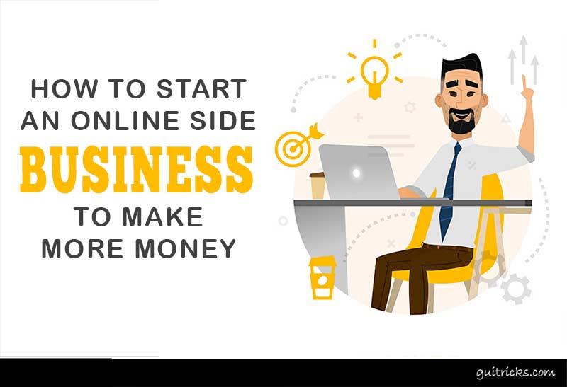 StartOnline Side Business