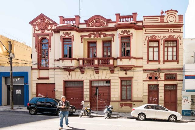 A casa de Maria Eulália Chaves