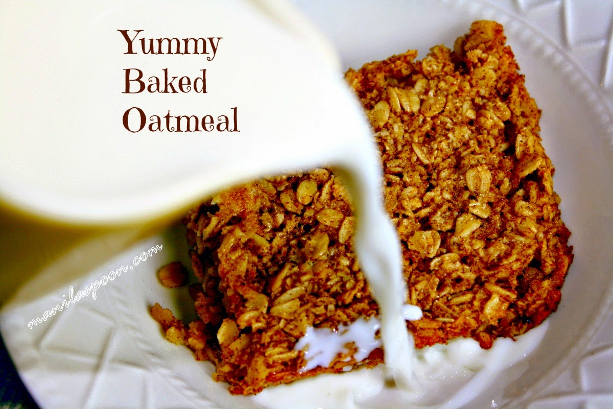 A tried and tested family favorite that can easily be doubled. The oatmeal taste is enhanced with cinnamon and other spices and when eaten with raisins or crunchy peanut butter, it's like heaven in a bowl!