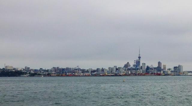 Skyline Auckland Nueva Zelanda
