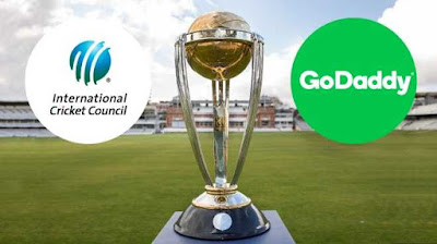 Godaddy Became Official Sponsor Of ICC World Cup 2019