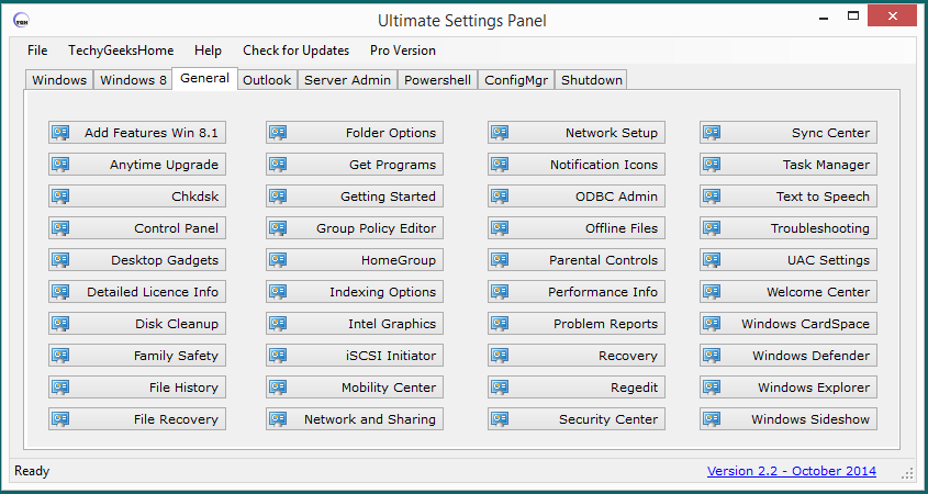 Ultimate Settings Panel Released 9