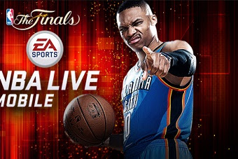Download NBA LIVE Mobile Basketball Apk v3.0.01 For Android