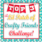 Top 3 Lil Patch of crafty friends