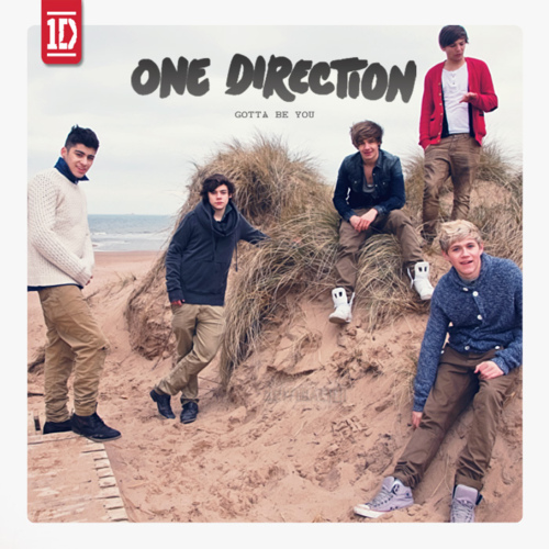 One Direction Gotta Be You Cover simon sez-CD: N...