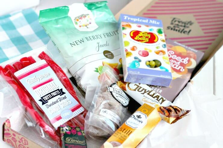 Treatbox -The Monthly Subscription Box For Sweet Lovers