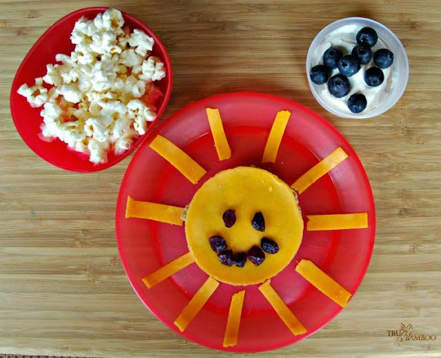 weather snack for preschool theme