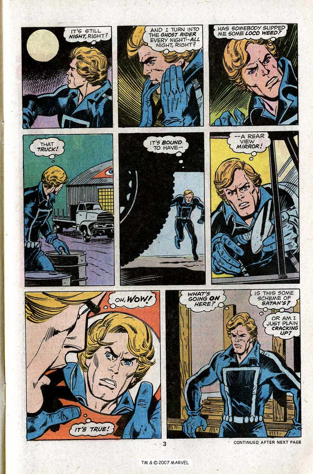 Ghost Rider (1973) Issue #13 #13 - English 5