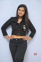 Neha Deshpandey in Black Jeans and Crop Top Cute Pics Must see ~  Exclusive Galleries 027.jpg