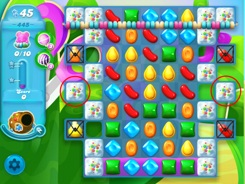 Candy Crush Soda 445