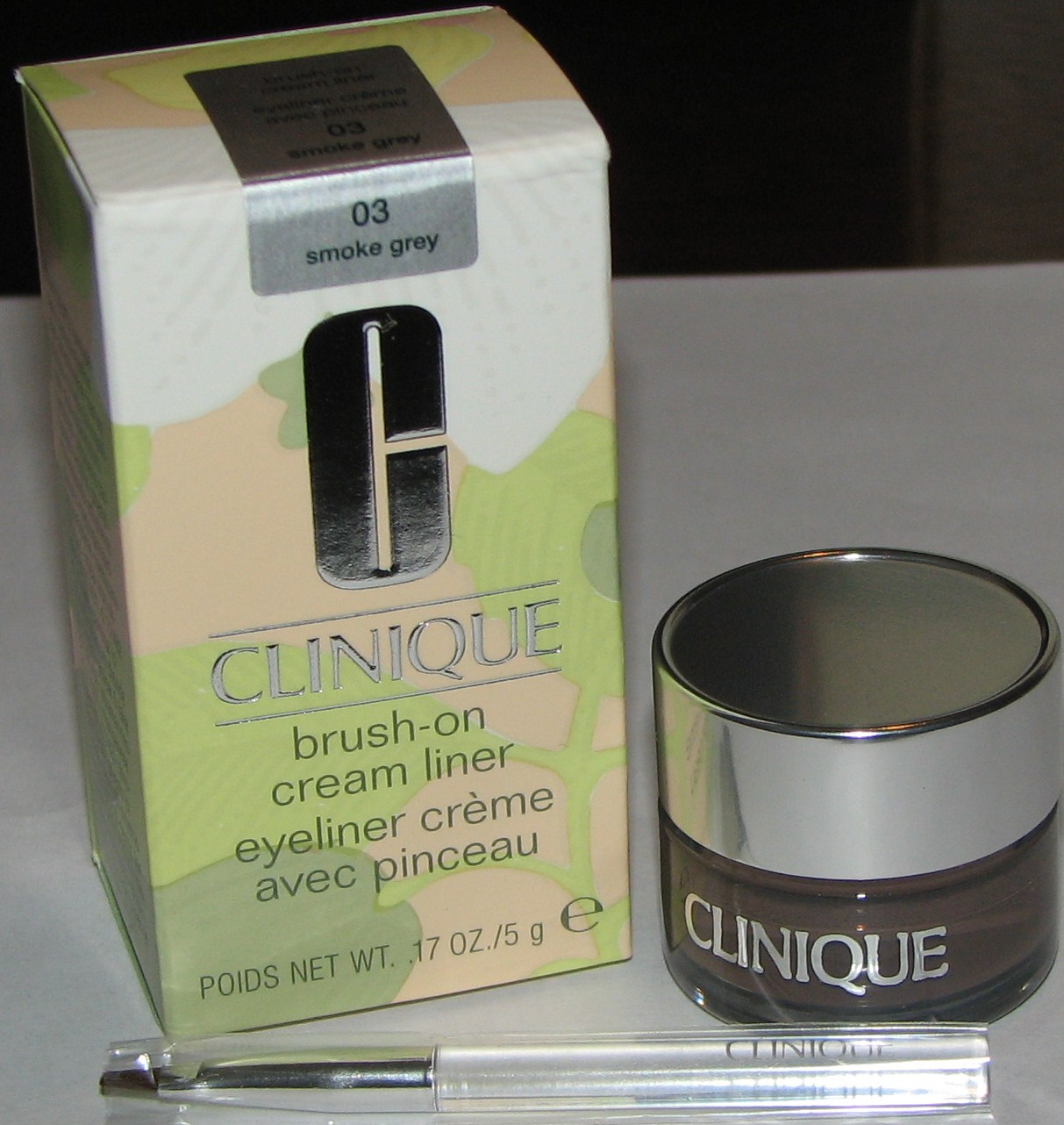 Brush-On Cream Liner by Clinique #15