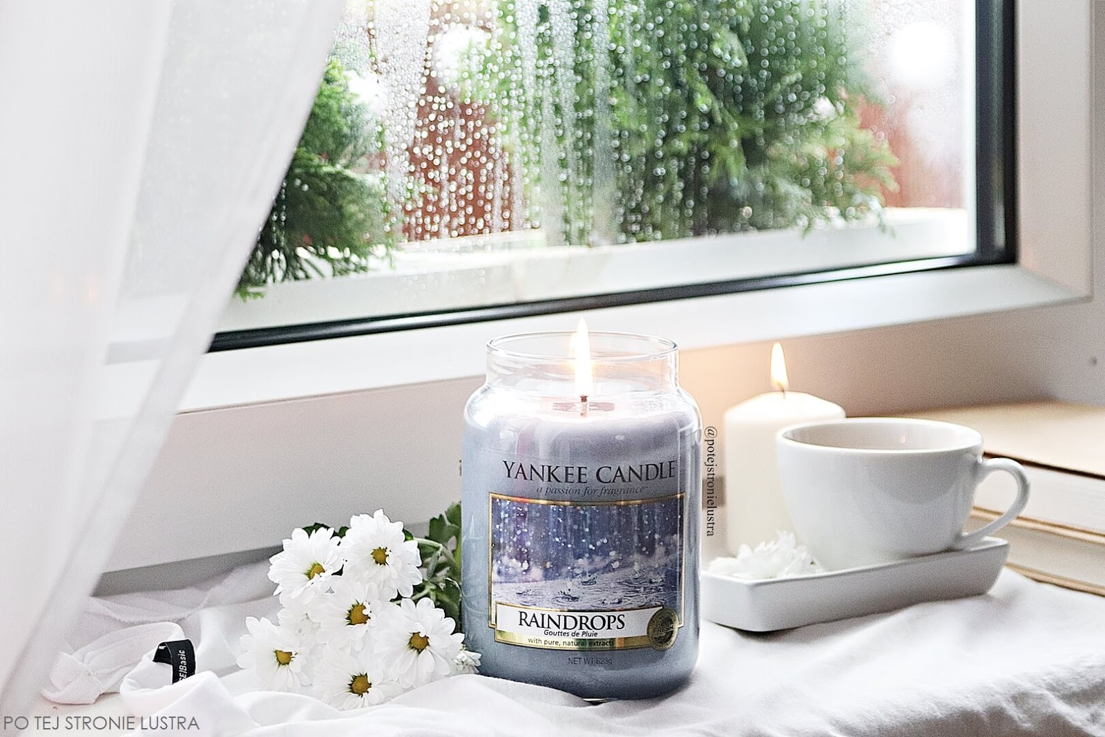 yankee candle raindrops nowość wiosna 2018