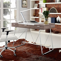 Modway Panel Desk