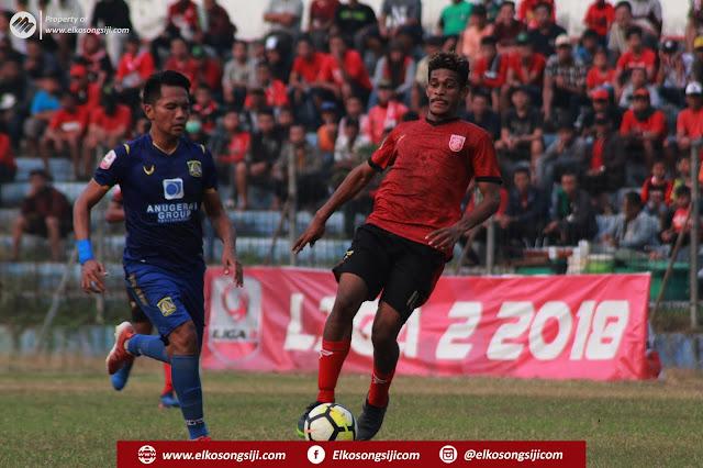 Ricky Kambuaya : Puji Tuhan Perasaan Saya Sangat Senang Sekali Bisa Menyumbang 1 Gol Dan 1 Assist Penting Di Pertandingan Melawan Persegres Gresik United