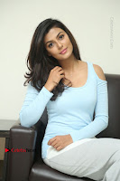 Anisha Ambrose Latest Pos Skirt at Fashion Designer Son of Ladies Tailor Movie Interview .COM 1229.JPG